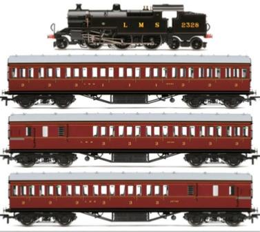 Hornby Steam Locomotives